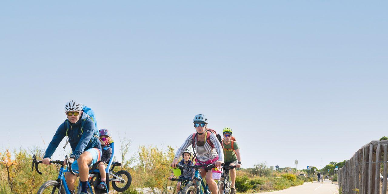 Attention : cyclistes bienvenus !