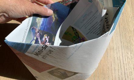 Comment recycler votre Journal des Plages ?