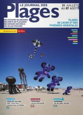 PLAGES DE L'AUDE ET DES PYRÉNÉES-ORIENTALES du 31 Juillet au 7 août 2021