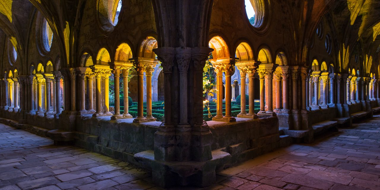 Abbaye en mode multimédia