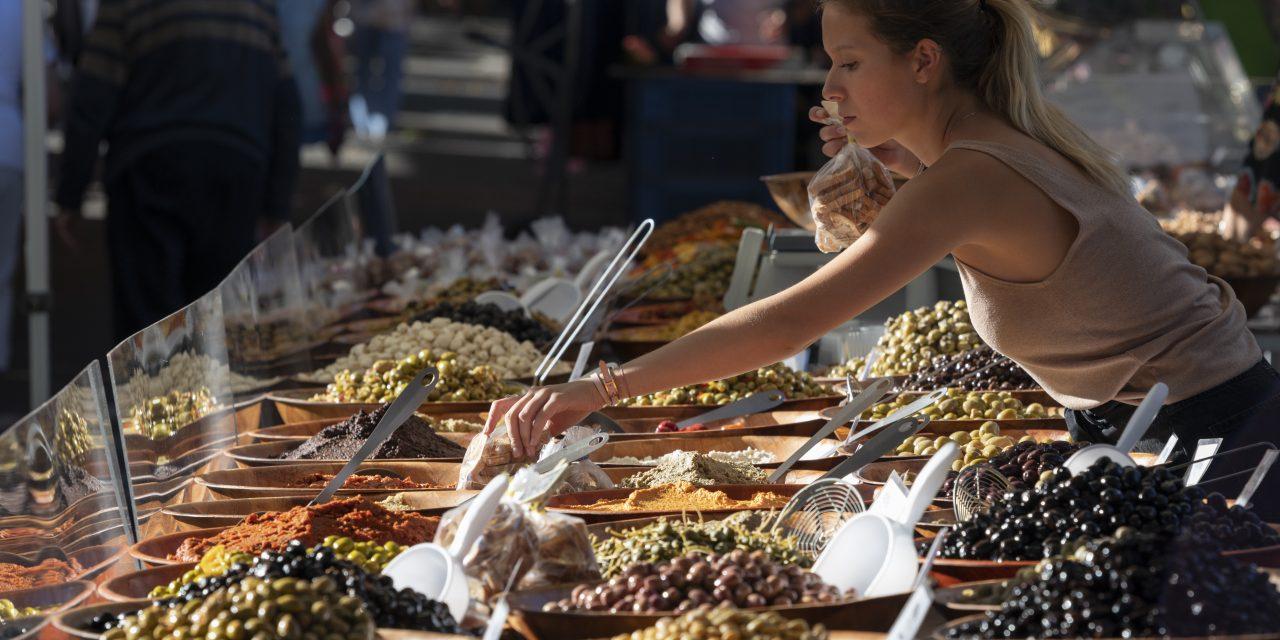 Le plus gros marché de plein air de l'Hérault !
