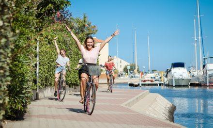 Le top des balades à vélo à faire dans l'Aude et les Pyrénées Orientales !