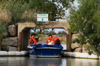 Virée en bâteau électrique ! 🚤  Un moment de calme. La balade dans les Marais de l'Aude en bateau électrique se décline en deux formules, soit 3 km pour une demi-heure, soit 6 km pour une heure. Prévue pour cinq ou sept personnes, les embarcations sont silencieuses et vous entraînent au coeur d'une réserve naturelle où vous pouvez admirer oiseaux d'eau, passereaux et rapaces. 🦅🐦  📍⠀Narbonne @narbonnetourisme   🧐⠀Tous les jours de 9h à 18h. RD 168 à Narbonne.  Bateau 5 personnes : 22 € et 32 €.  Bateau 7 personnes : 24 € et 36 €.  Gilets de sauvetage à partir de 3 kg. Rens. : 06 82 9019 76, 06 28 59 79 02 et domainesaintemarthe.com.  📷⠀© OT Grand Narbonne Tourisme  #journaldesplages #media #hebdogratuit #littoral #suddelafrance #southoffrance #suddefrance #occitanie #mer #plage #hérault #gard #aude #pyrénéesorientales #vacances #loisir #été #summer #découverte #tourisme #balades #occitanietourisme #tourismeoccitanie #trip #balade #bateau #boat #oiseaux
